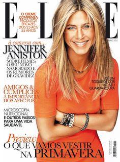 Jennifer Aniston - her hair gorgeous
