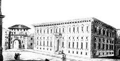 Brera - palazzo nell'800 - Osservatorio astronomico di Brera - Wikipedia
