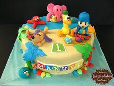 Tartas infantiles | www.tartacadabra.es