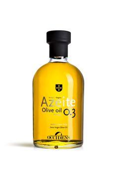 Occidens, Olive Oil. on Packaging Design Served
