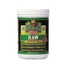 Greens Today Organic Frog Raw Superfood (1x10.5 Oz)