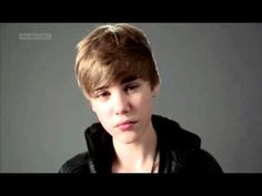 Justin Bieber Slow Motion Hair Flip. Omg I think I just wee-ed myself.