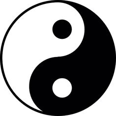 yin yang - Google Search The record is balanced just like yin and yang with two sides, an A and B complementing each other