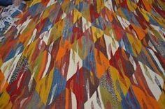 A berber carpet. This took 6 months to make!