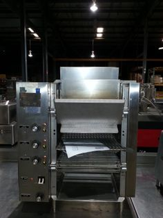 Used Nieco automatic broiler / Contact us for quotes, pricing and product details. / by AIMCO Equipment Company. Used Equipment, Oven Range, Quotes, Quotations, Quote, Shut Up Quotes