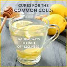 Don't let the common cold bring you down. Try these natural ways to boost immunity and kick that sickness.