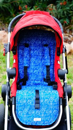 SEWING PATTERN - DOWNLOAD INSTANTLY Buy this pattern and you will be able to download and begin to sew straight away This is a PDF Sewing Pattern for a Pram/Stroller Liner, this is not a finished pram liner. This Liner is designed to fit the BABY JOGGER CITY SELECT (This is not a