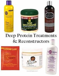 Deep Protein Treatments and Reconstructors