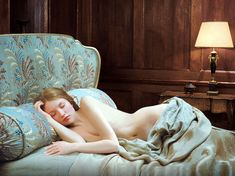 """Emily Browning in """"Sleeping Beauty"""" directed by Julia Leigh Sleeping Women, Girl Sleeping, Sleeping Beauty Movie, Asmr, Emily Browning Sleeping Beauty, Moving Pictures, Film Stills, After Dark, Dark Art"""