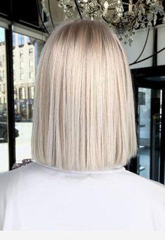 My perfect blond - Cabello Rubio Blonde Hair Looks, Brown Blonde Hair, Platinum Blonde Hair, Short Blonde, Medium Blonde, Black Hair, Medium Hair Styles, Short Hair Styles, Blonde Balayage
