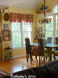 20 Country French Inspired Dining Room Ideas | Country french ...
