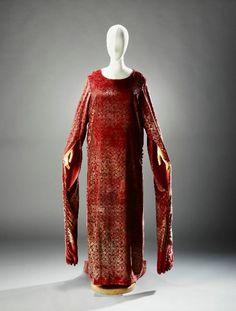 DressMariano Fortuny, 1912Musée Galliera de la Mode de la Ville de Paris