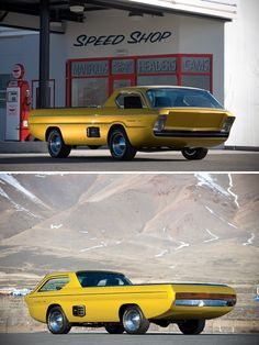 25 Fascinating Concept Cars That Never Made It to Production – Page 6 Dodge Trucks, Pickup Trucks, Weird Cars, Cool Cars, Movie Cars, Hot Wheels Cars, Transportation Design, Go Kart, Amazing Cars