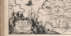 Νυν & Αεί: Χάρτης Στερεάς, Εύβοιας και βορείου Πελοποννήσου-1...