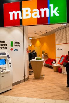 mBank, Warszawa Panele LVT Allura