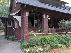 Photo - Google Photos Craftsman House Numbers, Google, Outdoor Decor, Plants, Photos, Home Decor, Pictures, Decoration Home, Room Decor