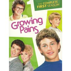 Growing Pains: unfortunately, this doesn't come as a set. But I would love to get these anyway.