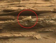 Następny dziwny obiekt na zdjęciu z Marsa | innemedium.pl