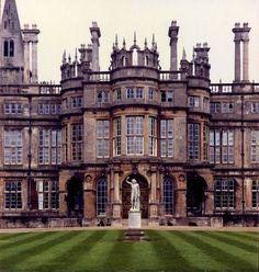 "grandeorange: "" Burghley House England """