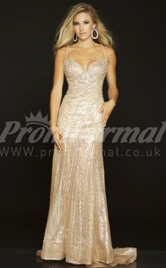 Pearl Pink long prom dresses,prom dresses