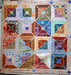 tile quilts | tile quilt | QUILTS MOSAIQUE