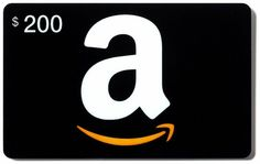 Enter to #win a $200 Amazon gift card #giveaway from Thought & Sight blog! https://wn.nr/4BNBc 8/31