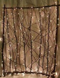 Stick screen. From Old Woman's Moss Garden