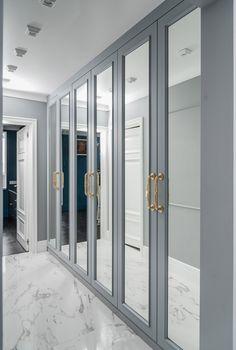 ideas wardrobe closet ikea for 2019 Bedroom Closet Doors, Mirror Closet Doors, Wardrobe Design Bedroom, Bedroom Cupboards, Bedroom Wardrobe, Wardrobe Closet, Built In Wardrobe, Closet With Mirror, Mirror Door