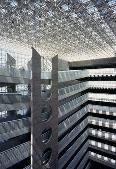 Forum Trabalhista Ruy Barbosa / Decio Tozzi #architecture ☮k☮