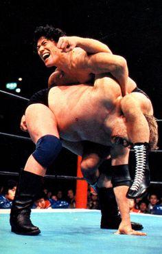 Antonio Inoki vs Stan Hansen