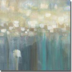 @Overstock - Artist: Karen Lorena ParkerTitle: Aqua LightProduct Type: Canvas Art http://www.overstock.com/Home-Garden/Karen-Lorena-Parker-Aqua-Light-Canvas-Art/7554837/product.html?CID=214117 $199.99