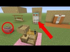 How to Make CUSTOM BEDS in Minecraft Tutorial! (Pocket Edition, PS4/3, Xbox, Switch, PC) - YouTube