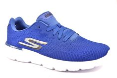SKECHERS 12114 BKSL STAND OUT NERO ARGENTO Donna Sneaker