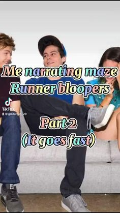 Maze Runner Funny, Maze Runner The Scorch, Maze Runner Cast, Maze Runner Trilogy, Maze Runner Series, Runners Outfit, The Scorch Trials, Need Friends, Some Funny Videos