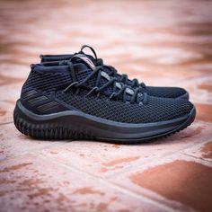 "adidas Dame 4 ""Triple Black"""