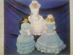 Free Fashion Doll Crochet Patterns, download | Online Crochet Patterns | Fashion Doll Crochet Patterns