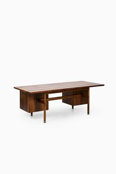 Jens Risom desk in rosewood at Studio Schalling