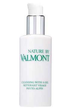 Valmont Gel Cleanser available at #Nordstrom