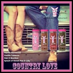Pink Zebra recipe for Country Love is made with Vanilla Barnwood, Vanille Tobacco, Oak and Bourbon and Sweet Pea and Lily sprinkles. Pink Zebra Party, Pink Zebra Sprinkles, Pink Zebra Consultant, Sprinkles Recipe, Urban Cowboy, Everything Pink, Smell Good, Zebras, Hunter Boots