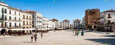 Ver y Conocer Extremadura - Foto - Plaza Mayor de Cáceres (225565)