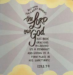 Ezra 9:8