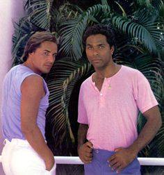 Miami Vice...loved this show in the 80s..