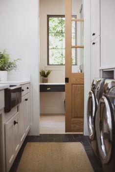 Mudroom Laundry Room, Laundry Room Layouts, Laundry Room Remodel, Small Laundry Rooms, Laundry Room Design, Laundry Room Floors, Bathroom Laundry Rooms, Laundry Room With Sink, Laundry Doors