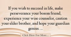 Joseph Addison Quotes About Life - 42805