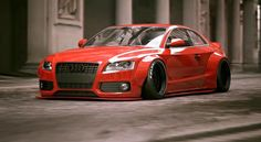 Liberty Walk Takes The Oridinary Out Of The Audi S5