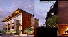 Safari Drive Condos / Miller Hull Partnership