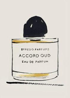 Byredo Parfums // Accord Oud