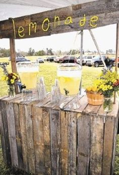 #DIY #wedding ideas for 2013, rustic and country - Click image to find more other Pinterest pins
