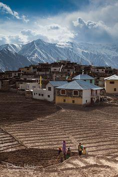 "Photo ""Nako, Himachal Pradesh, India"" by David Heaton ( India Travel Honeymoon Backpack Backpacking Vacation Visit India, North India, Places To Travel, Travel Destinations, Places To Visit, Vacation Travel, Qi Gong, Kung Fu, Indian"