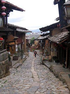 Zhongdian, China by noboundariesorg, via Flickr